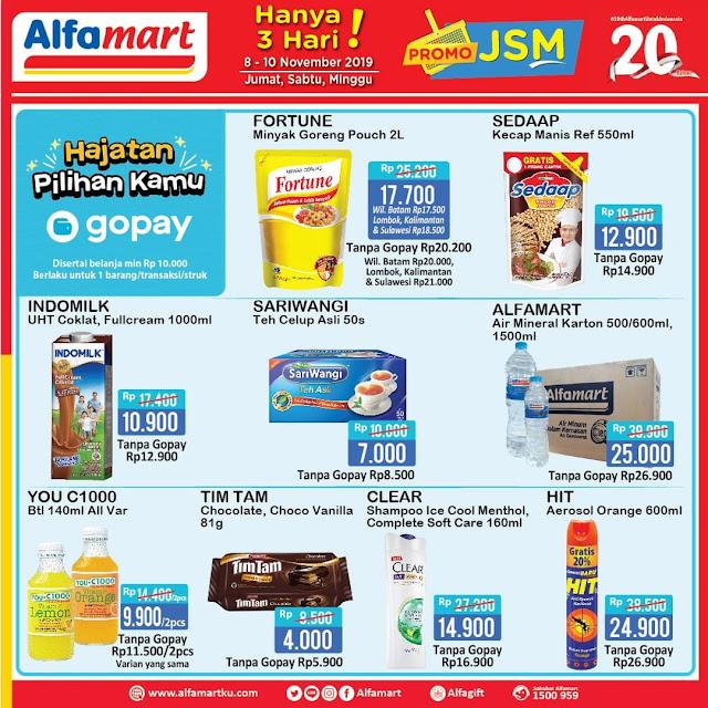 #Alfamart - #Promo Katalog JSM Periode 08 - 10 November 2019