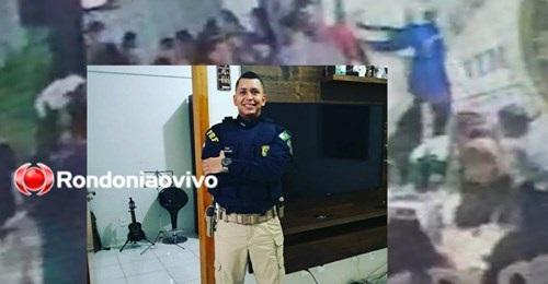 Vídeo mostra momento em que PRF é executado com tiros na cabeça em hamburgueria