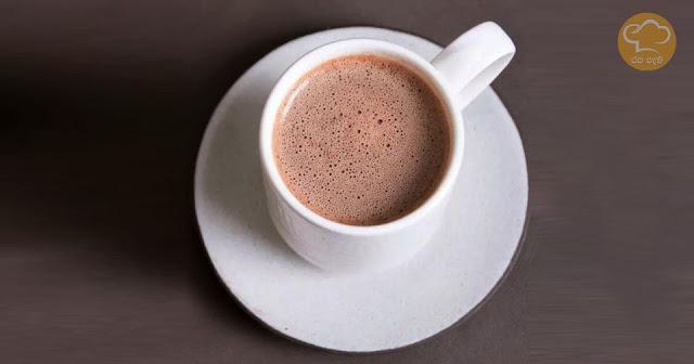 උණු චොකලට් පානය හදමු ☕️☕️☕️ (Hot Chocolate Drink) - Your Choice Way