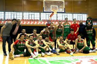 La selección de Euskadi