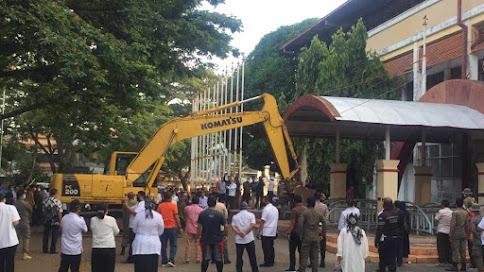 Stadion Mattoangin Dirubuhkan, Gubernur Sulsel Rencana Bangun Stadion Berstandar Internasional