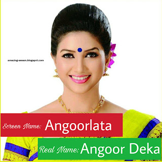 Angoorlata real name