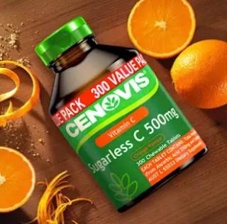 Cenovis Vitamin C Malaysia