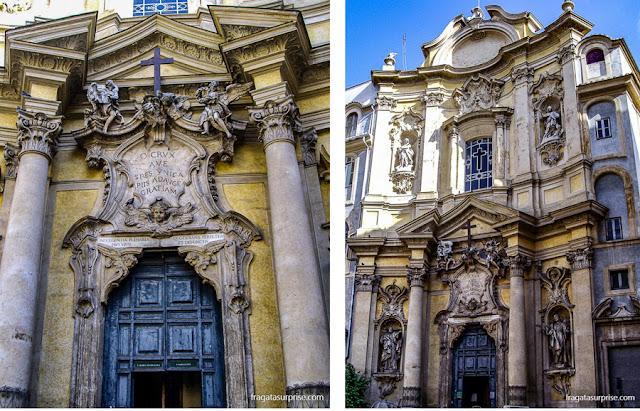 igreja della Maddalena, Roma