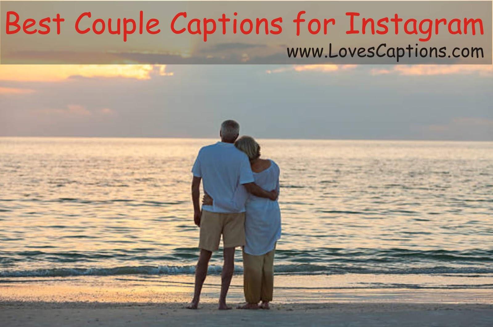 cute couple captions