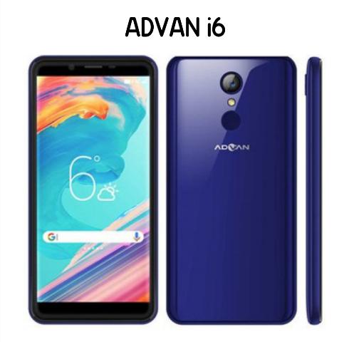 advan i6, advan, advan i6 spesifikasi dan harga