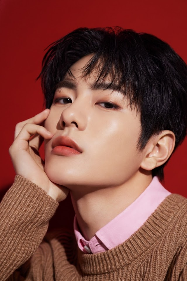 Golden Child's Choi Bomin has been selected as a new model for global makeup brand Etude.