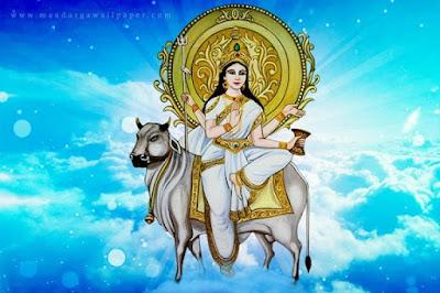 mahagauri-mata-Navratri Festval