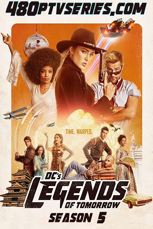 DC's Legends of Tomorrow Season 5 Download All Episodes 480p 720p HEVC [ Episode 5 ADDED ] thumbnail