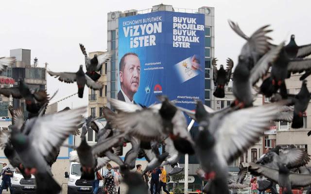 Τουρκία: Αντίστροφη μέτρηση για τις εκλογές