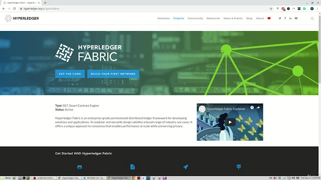 Hyperledger Fabric on Kubernetes - Beginner to Expert
