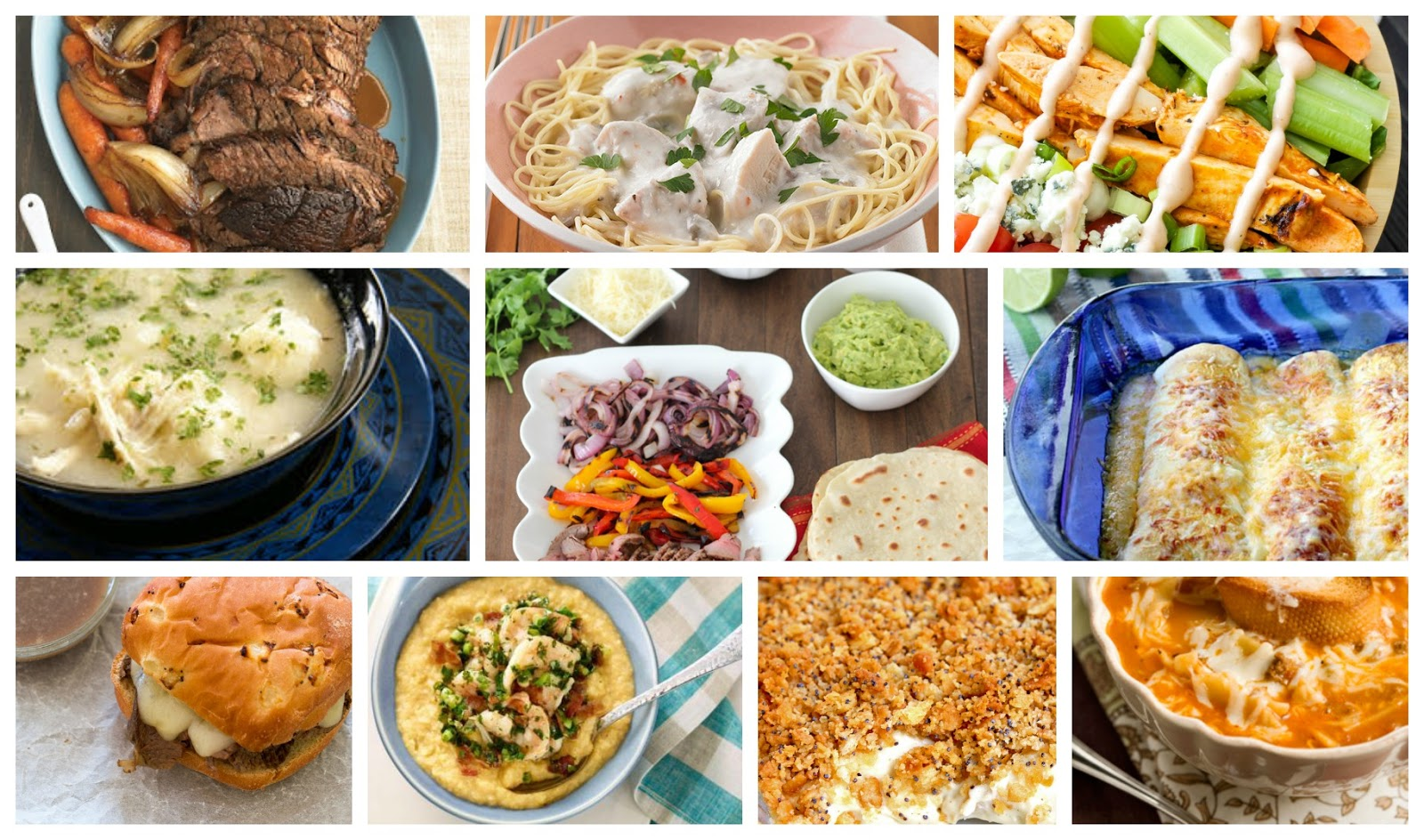 Our familys top 10 dinner recipes forumfinder Choice Image