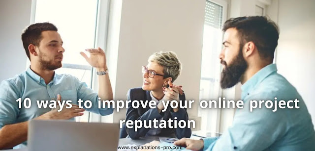 Improve the reputation of your business online