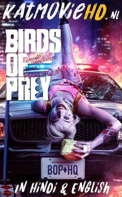Harley Quinn Birds of Prey (2020) Hindi Web-DL 1080p 720p 480p[ हिंदी 2.0 (ORG) & English] [Full Movie]