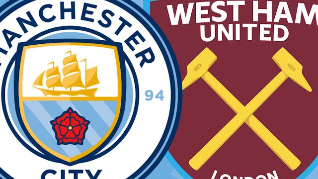 Manchester City vs West Ham
