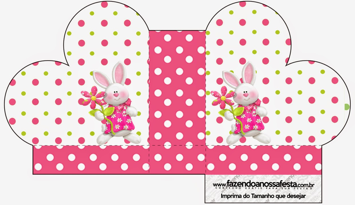 Easter In Pink Free Printable Boxes Oh My Fiesta In