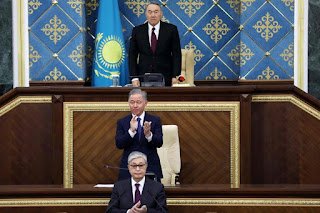 Kazakhstan Renames its Capital After its Ex-President