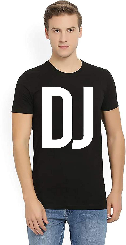 Indiroots DJ Graphic Print T-Shirt