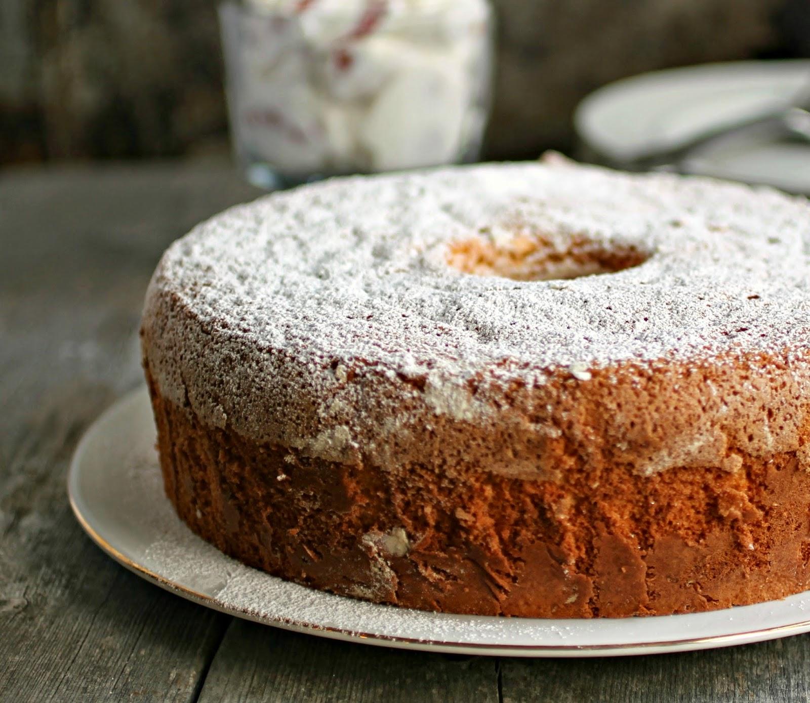 Mom's Extra Tall Sponge Cake