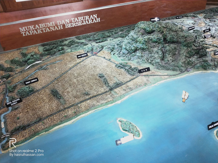 Kawasan Peninggalan Sejarah Lembah Bujang Kedah
