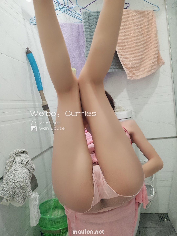 MauLon.Net - Ảnh sex Gái ngon show hàng trong nhà xí