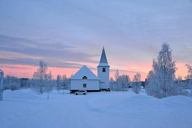 10 أسباب تجعلك تقضى فصل الشتاء في السويد