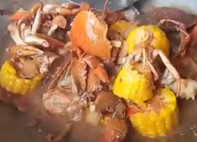 Resep kepiting bikin ketagihan