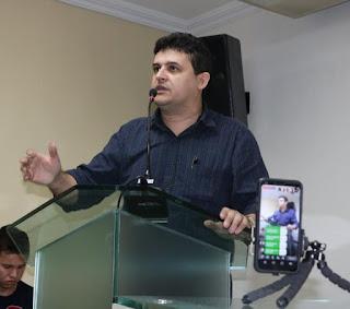 Célio Alves volta a provocar prefeito de Guarabira sobre distribuição de 80 toneladas de alimentos