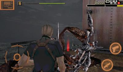 Resident Evil 4 Apk + Data
