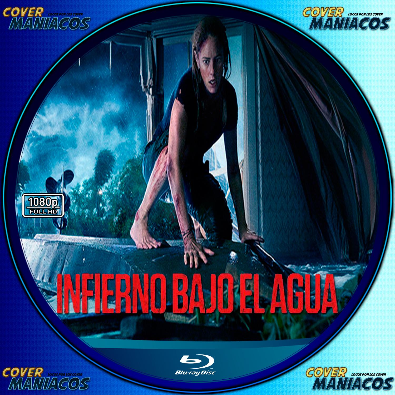 GALLETA INFIERNO BAJO EL AGUA 2019[COVER BLU-RAY]