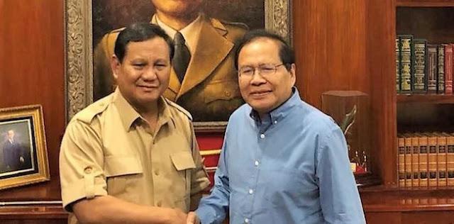 Gerindra: Sangat Mungkin Rizal Ramli Mendampingi Prabowo