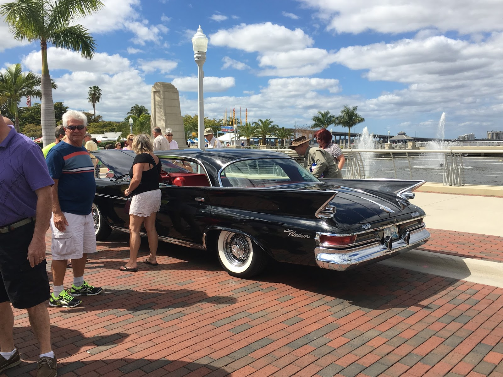 Our Adventures February - Edison car show ft myers