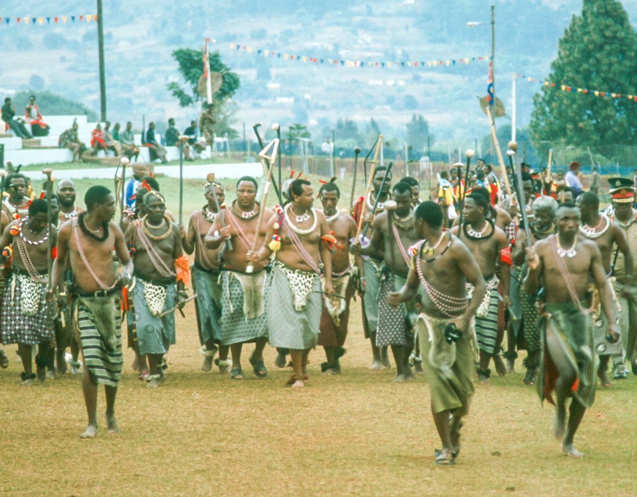 TravelComments.com Official Blog: Swaziland: The dates of ...