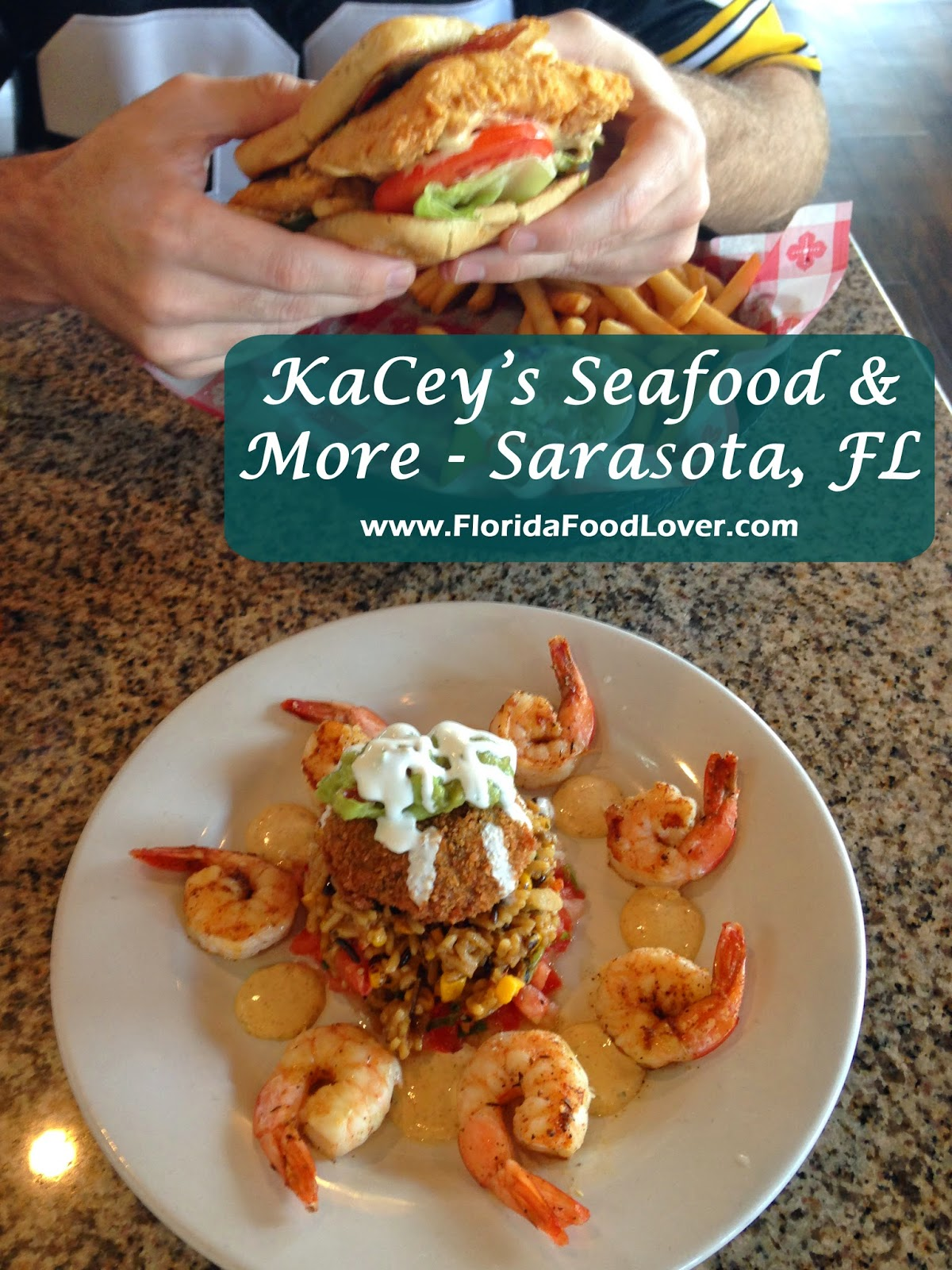 Florida Food Lover Kacey S Seafood More Sarasota Fl
