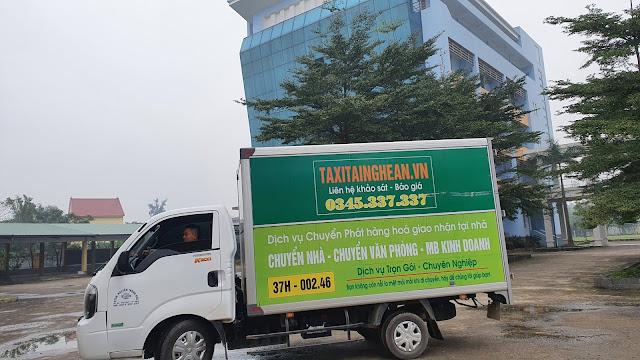 xe tải chở hàng tp vinh đi tp hà tĩnh