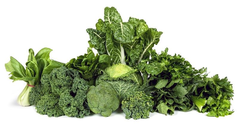 11 Benefícios Dos Vegetais de Folhas Verdes à Saúde