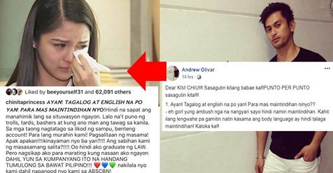 Drew Olivar's comic response to Kim Chiu's IG post amuses socmed peeps, obliterates Chiu's arguments | PTN