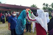 GEMAS 2, Pemerintah Aceh Salurkan 46.911 Masker ke Pemkab Pidie