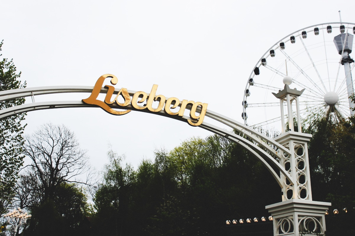 Visiting Liseberg Gothenburg with a City Card