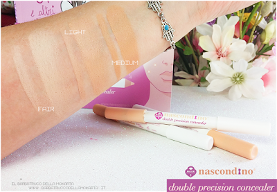 swatches NASCONDINO NEVE