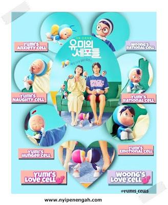 yumis cells drama kapan tayang yumis cells sinopsis yumis cells webtoon indonesia yumi cell webtoon