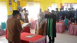 Pendri Yasni Dilantik Jadi Penjabat Walinagari Sungai Tarab