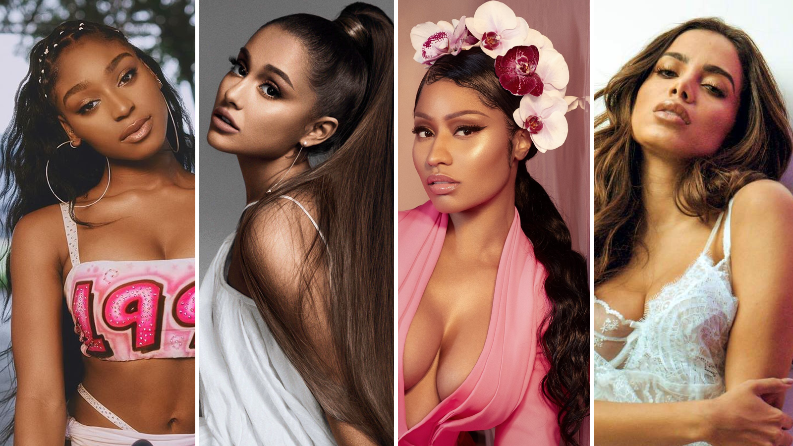 "Ariana Grande liberou também o hino ""How It's Done"", de Kash Doll, Kim Petras, ALMA e Stefflon Don"
