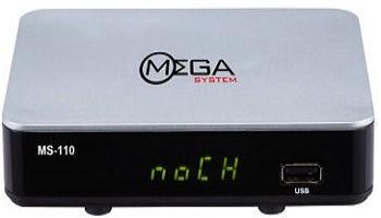 Mega System MS110 Nova Atualização V108 - 24/11/2018