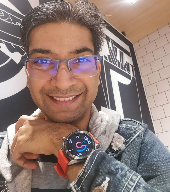 #TheLifesWayReviews - @HuaweiZA Watch GT Active #HuaweiWatchGT #ProductReview