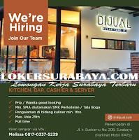 We Are Hiring at Dijual Eatery Surabaya Terbaru Juni 2019