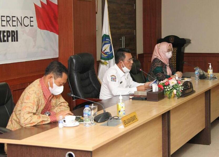 Gubernur Kepri Dorong Kaum Perempuan Terus Berpolitik