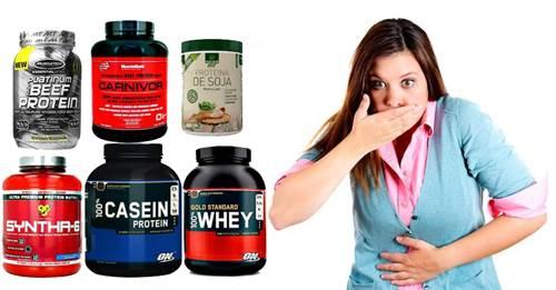Evita que el tomar whey protein te caiga mal con estos consejos