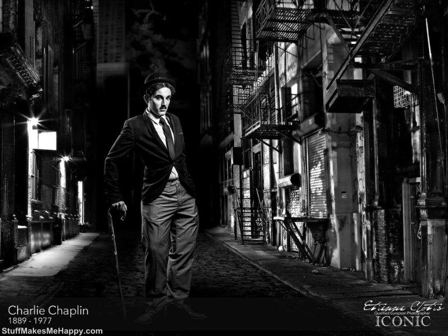 6. Charlie Chaplin6. Charlie Chaplin