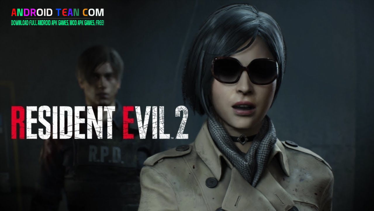 resident evil 2 apk for android